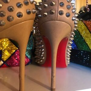 Christian Louboutin Shoes - SOLD Authentic Christian Louboutin Fifi Heels